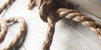 Photo d'un noeud coulant