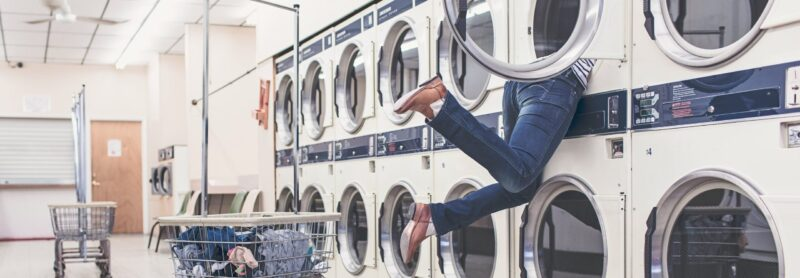 Rétrécir un jean au sèche linge